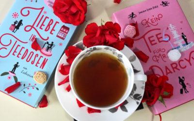 Longlist des Deutschen Selfpublishing Preises veröffentlicht: Liebe in Teedosen und Kein Tee für Mr. Darcy nominiert!
