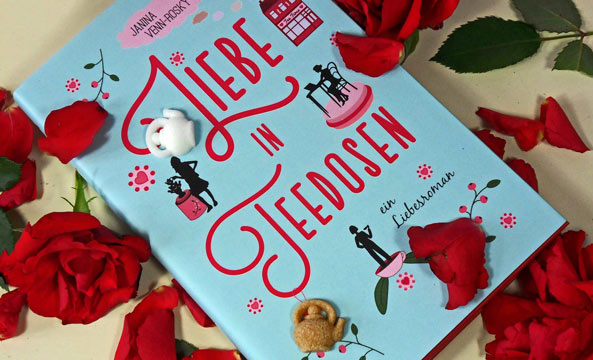 Liebe in Teedosen Hardcover Edition