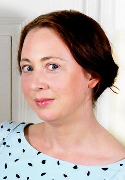 Janina Venn-Rosky Autorenfoto