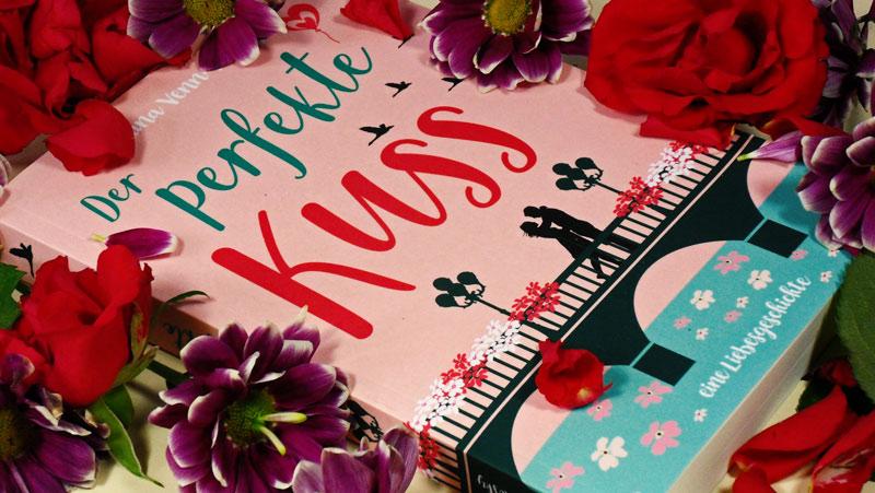 Der perfekte Kuss: ein Liebesroman von Janina Venn-Rosky