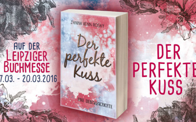 Leipziger Buchmesse 2016: Triff Janina Venn-Rosky