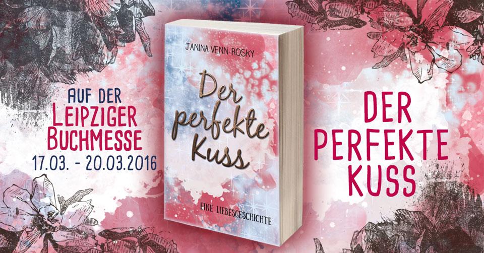 Janina Venn-Rosky auf der Leipziger Buchmesse 2016