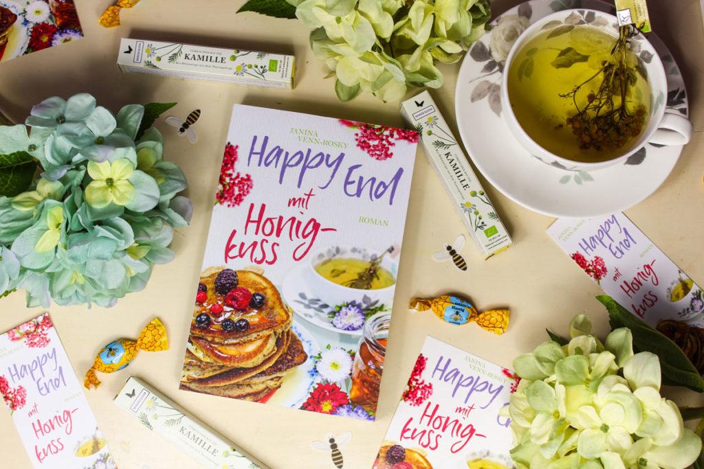 Happy End mit Honigkuss: der Wohlfühlroman für alle, die in Büchern lieben und leben