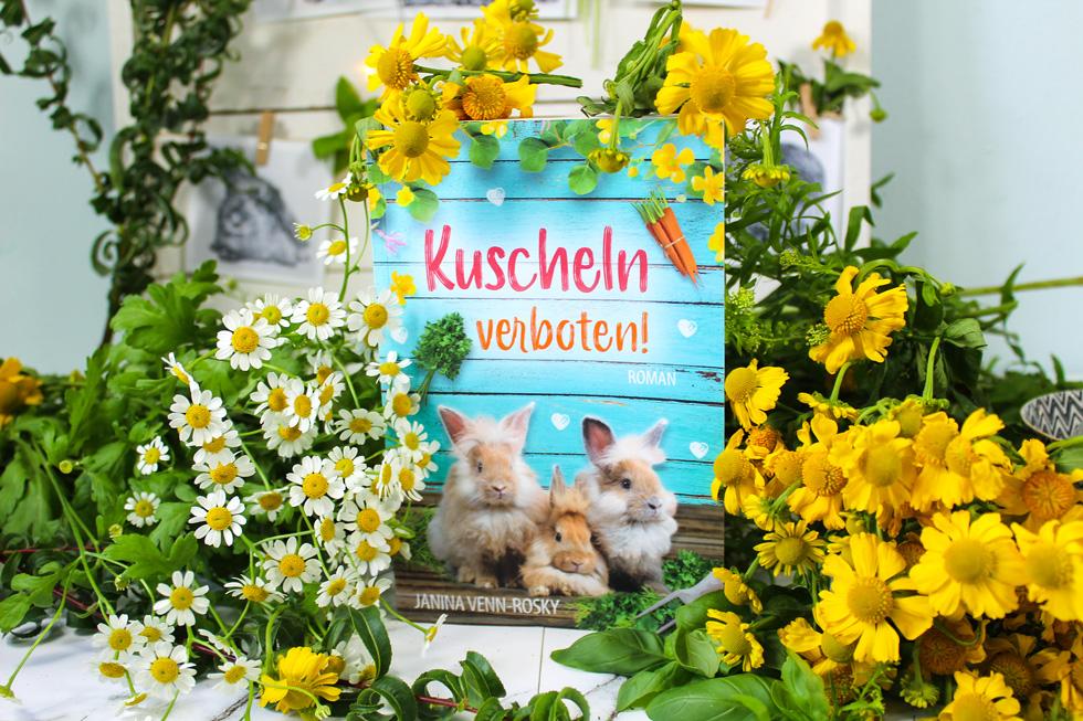 Kuscheln verboten! – der neue Roman von Janina Venn-Rosky