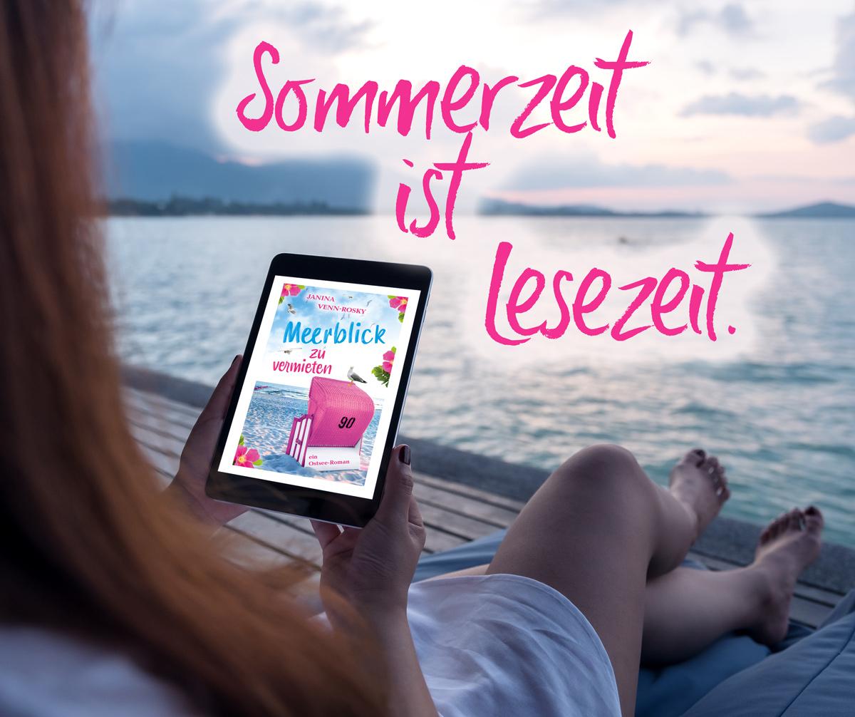 Sommerzeit ist Lesezeit